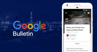 Now, Google Working On Local News App Called Bulletin