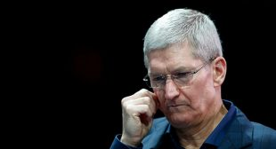 In Corporate Reputation Survey Apple Hold 29 Position