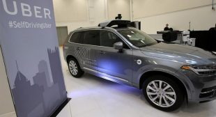 A Woman Killed By The Uber's Self Driving Car