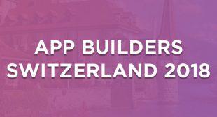 App Builders Switzerland – Tech Event for App Developers