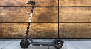 Electric scooter rental startup Bird raised $15 million fund