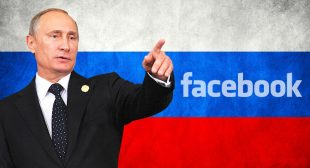 Facebook has removed 135 IRA accounts run by the Russian government