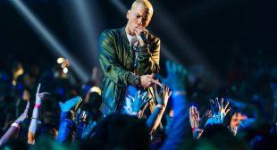 Eminem Launched his Augmented AR App at Coachella