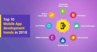 Check out the best app development trends 2018