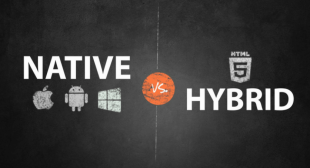 Diffrence between hybrid app and native app