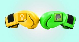 Check out here clash of the Apps :Google Keep vs. Evernote