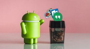Check out here how to delete Android apps on your device