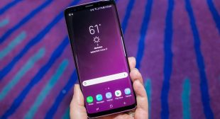Get yourself The Samsung Galaxy S9 free of cost.