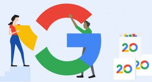 Google celebrated its birthday with a number of surprises