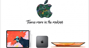 Apple announced new iPad Pro, MacBook Air, and Mac Mini.