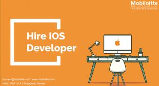 Hire  iOS App Developers   Mobiloitte