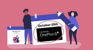 OnePlus 6T reschedule the launch event