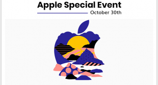 Check out the date of Apple Event