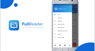 Check out the complete review of FullReader App