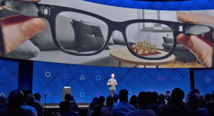 Facebook has confirmed working on Augmented Reality Glasses