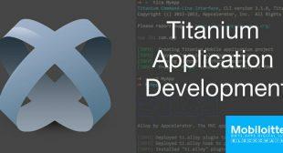 Titanium app development company | Titanium App Developers