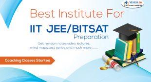 Best IIT Coaching in Hyderabad-Vision40