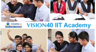 IIT Coaching in Hyderabad– Vision40