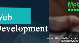 Leading Web Application Development Company