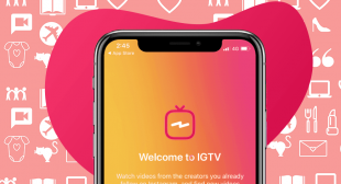 Share your IGTV video on your Instagram story