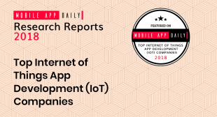 Top Internet of Things App Development (IoT) Companies