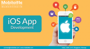ios Application Development Company | Mobiloitte