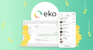 Eko app has over 500,000 recurring paid users across various sectors