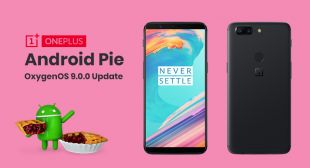 OnePlus 5, 5T To Get Android Pie OxygenOS 9.0.0 Update