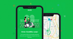 Grab Sets $5B Aim To Keep Up With Asia's Ride-Hailing Services