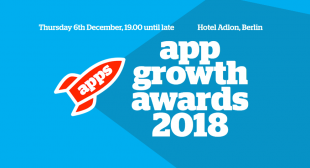 Check out the app growth award 2018
