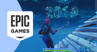 Epic Games' Fortnite New Year Celebration Looks Groovy
