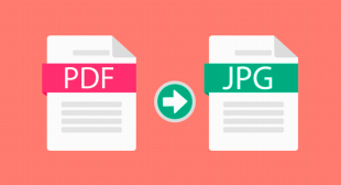 Step Guide To Convert PDF into JPG Format