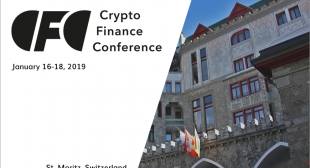 Check out the event date and location of Crypto Finance Conference 2019.