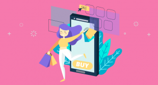 Mobile apps are now influencing the retail shopping.