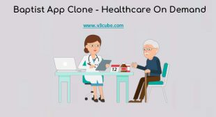 Baptist App Clone – Healthcare On Demand