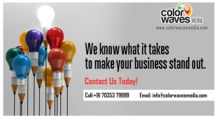 Color Waves Media-The best creative advertising agency in Hyderabad