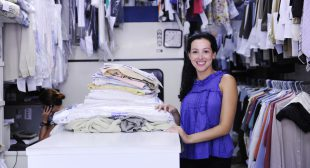 Help your customers to increase their clothes life by laundry on dema…