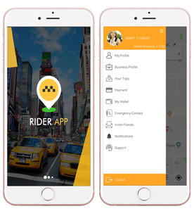 Enjoy unlimited profit with the development of Uber taxi clone