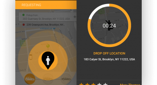 Uber lite app clone – get your taxi quickly at your destination