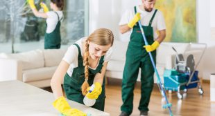 Get professional cleaners at your place with Maideasy app clone