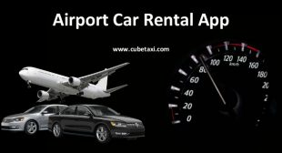 Airport Car Rental App