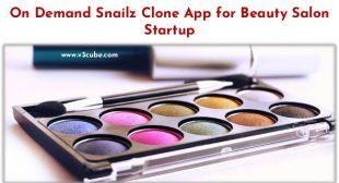On Demand Snailz Clone App for Beauty Salon Startup