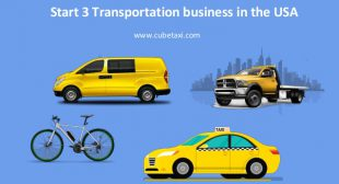 Start 3 Transportation business in the USA