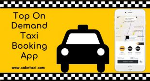 Top On Demand Taxi Booking App