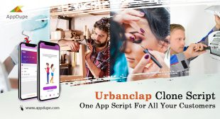 Get your hands on the best Urbanclap clone app in the market