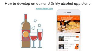 How to develop on demand drizly alcohol app clone