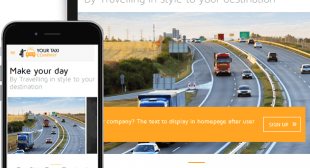 MyTaxi app clone: The best faithful taxi booking app ever