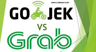 Check difference between Gojek and Grab App