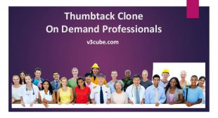 Thumbtack Clone On Demand Professionals