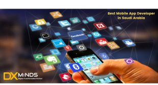 Top Mobile App Development Company in Saudi Arabia | Riyadh-DxMinds